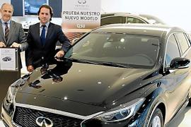 El nuevo Q30 ya está disponible en el concesionario Centro Infiniti Baleares