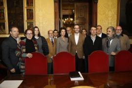 La CAEB insta a Cort a «priorizar la apertura del Palacio de Congresos»