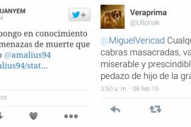 Vericad denunciará en Fiscalía amenazas de muerte e insultos por la gestión de las cabras de es Vedrà