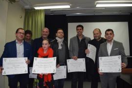 La entrega de los Premis Gastronòmics ensalza la labor de Caty Juan de Corral