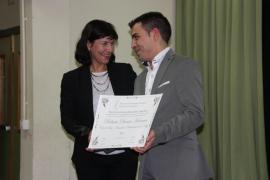 Roberto Durán y Lola Olmo