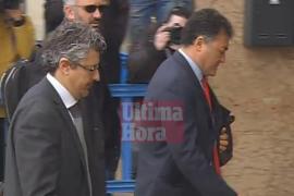 Minuto a minuto de la declaración de José Luis 'Pepote' Ballester