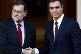 Rajoy se reunirá con Pedro Sánchez el viernes en el Congreso