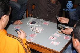 Clausuran un bar en Manacor que funcionaba como local de juego clandestino