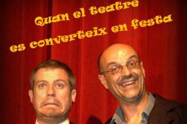 'Quan el teatre es converteix en festa' en Sa Congregació