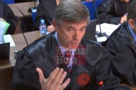 Josep Zaforteza, abogado de Jaume Matas.