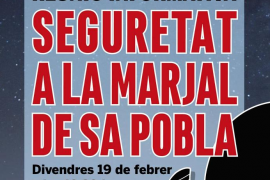 Ajuntament y Guardia Civil asesorán sobre seguridad a vecinos y agricultores de sa Pobla
