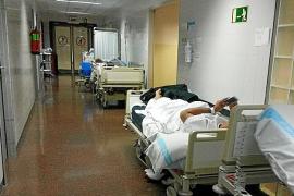 Las Urgencias del hospital Son Llàtzer vuelven a estar saturadas