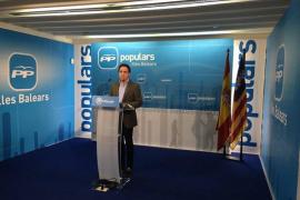 Ferrer (PP): «Los ladrones y los corruptos tienen que estar en prisión»