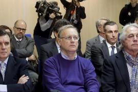 Matas declara este jueves marcado por las acusaciones de sus cuatro exaltos cargos
