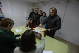 El resultado de la votación de los docentes se ratificará en asamblea