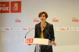 Bel Oliver, secretaria de Organización del PSIB, parte a Madrid para preparar la consulta a las bases