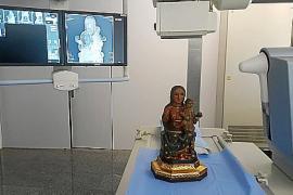 Chequeo a la Virgen de El Terreno
