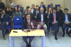 Minuto a minuto de la declaración de Jaume Matas