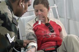 Rescatan de Leh a dos españoles pero no hay novedad de la mallorquina