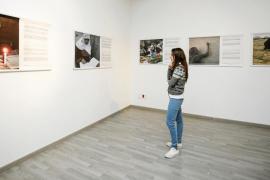 Muestra sobre la vida en Gaza