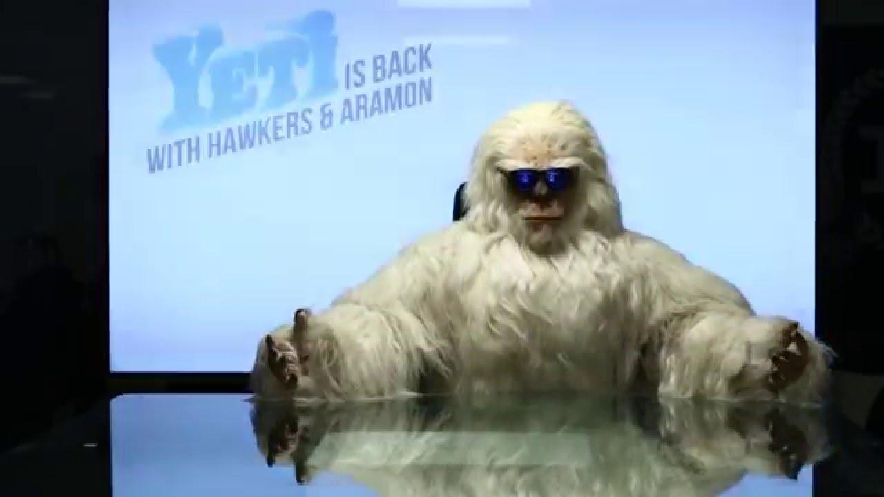 El Yeti en Formigal, una gran campaña viral