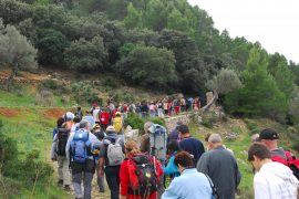 Una sentencia reconoce que el camino antiguo de Planícia y el des Rafal, en Banyalbyfar, son públicos