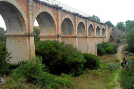 El Ajuntament reimpulsa el proyecto de vía verde entre s'Arenal y Llucmajor