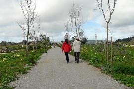 La vía verde Manacor-Artà abre la puerta a la promoción del turismo deportivo