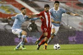 El Sevilla sufre en Balaídos pero logra el pase a la final
