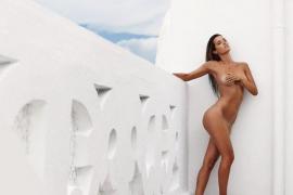 Malena Costa se desnuda en Instagram