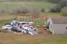 Localizados dos cadáveres en una finca entre Sineu y Maria de la Salut
