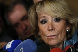 Aguirre defiende que los casos de corrupción «no deben quedar impunes»