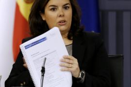 El PP recibirá 15,3 millones en 2016, PSOE 11,9, Podemos 10,7 y Ciudadanos 7,1