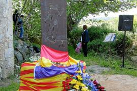 El mural de 'Frau' dignificará a los republicanos en el cementerio de Son Coletes de Manacor