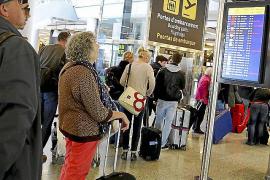 Son Sant Joan registra en enero la mejor cifra de pasajeros desde 2012
