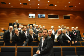 El Mallorca Gay Men's Chorus, seleccionado para 'Got Talent'