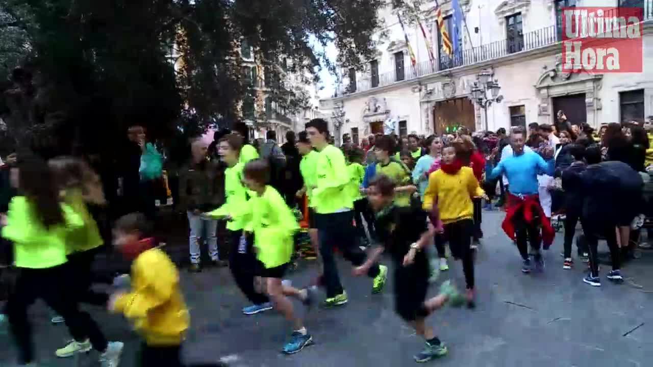 El atletismo de Palma protesta ante Cort