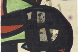 Miró, Ubú en escena