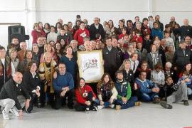 Unos 200 Adrover conocen sus raíces en un primer y exitoso encuentro de linaje en Campos