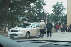 Los vecinos de la Seu piden «una excepción», como con los taxistas