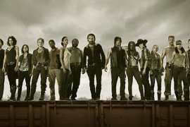 'The Walking Dead' regresa este lunes