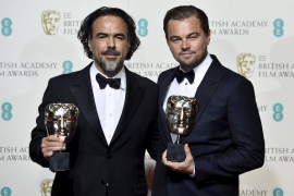 Iñárritu triunfa en los Bafta