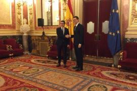 Patxi López anuncia que el pleno de investidura será el 2 de marzo