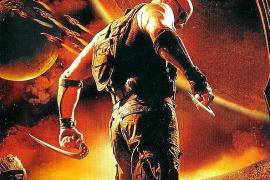 No se pierda... Las crónicas de Riddick
