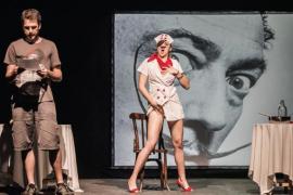 La 'carpa diem' del Teatre del Mar acoge 'Dalí a mort'