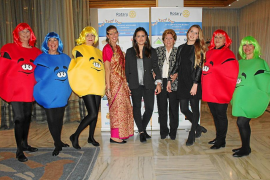 Carnaval solidario del Rotary Palma Juníper Serra