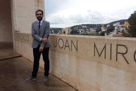 El nuevo director de la Pilar i Joan Miró apuesta por convertir la fundación en un referente