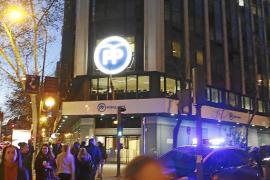 Investigan la trama del Partido Popular de Aguirre y las obras del hospital Son Espases