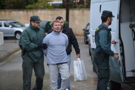 Excarcelan al acusado del crimen de Costa de la Calma para registrar su casa
