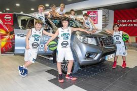 El equipo de Básquet de Madre Alberta visitó  Nissan Nigorra