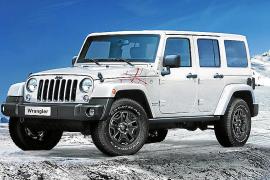 Debuta el Jeep Wrangler Backcountry en Europa