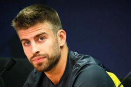 "Piqué: ""Juego por España porque ahora mismo soy español"""
