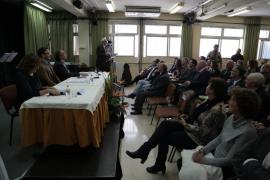 Hila felicita al IES Junípero Serra en el 50 aniversario de sus estudios de hostelería