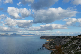 Cielo nuboso y temperaturas estables en Balears para este jueves